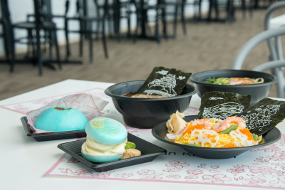 株式会社トランジットジェネラルオフィス 『Miraikan Kitchen(ミライカンキッチン)』