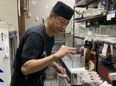 45年の歴史をもつ老舗のお店でキッチンスタッフとして活躍を!