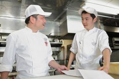 """""""モダンインターナショナルキュイジーヌ""""のコンセプトのもと、世界各国の調理法を学びませんか。"""