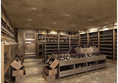 会員制のレストランで、ソムリエとして活躍を!各国のハイクラスなワインをとりそろえています◎