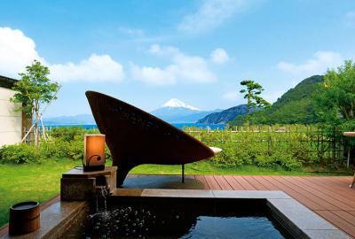 伊豆の海と富士山を望む高級宿で、料理人としてご活躍いただきます