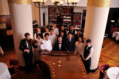 「ミシュラン横浜・川崎・湘南2015」にも選出された当店で調理スキルをみがいてください!