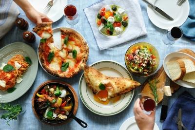 千葉駅直結のデパート内イタリアンレストランで、店長候補としてご活躍を!飲食店勤務経験が活かせます。
