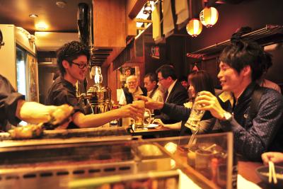 名古屋市内を中心に、4業態・16店舗を展開。今後は、関東を中心に続々出店予定!