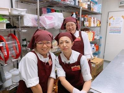 未経験・バイトデビューも歓迎!「RAKUSPA鶴見」のレストランでアルバイトしませんか?
