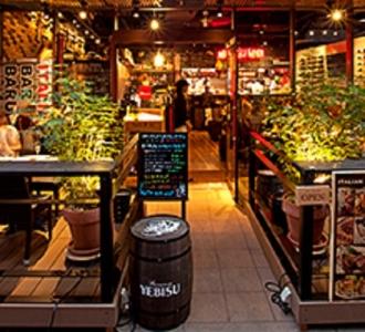スタイリッシュなイタリアンバル&モダンな肉バルで未来の店長めざして新しいスタートを◎