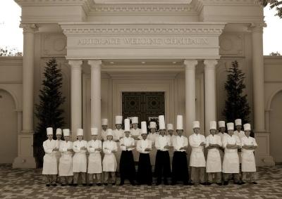 社員の99%が料理人で構成されている会社です。ブライダルの調理で経験を活かして働きませんか?