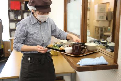 未経験の方でも、「料理がすき」という想いがあればOK!ぜひお気軽にお問い合わせください♪