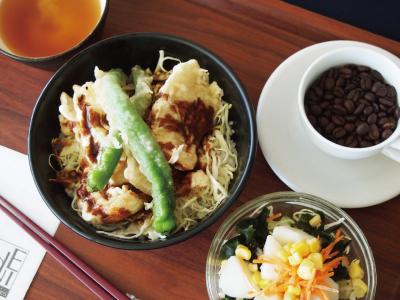 お客様がお腹も心も満足する、おいしいお食事に仕上げて提供してください