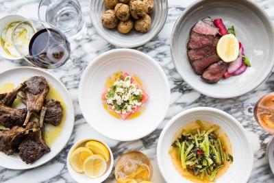 〜世界を魅了するモダンにアレンジしたギリシャ料理を展開する「THE APOLLO」〜
