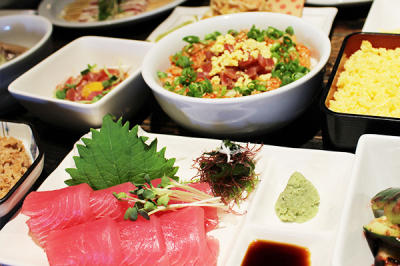 本物の日本食を伝えていこう!