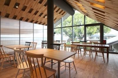 地域のみなさまに愛されるカフェが、待望リニューアルオープン!