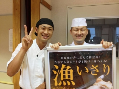 寿司だけではなく、和食の腕を揮っていただく一品料理も多数あります。