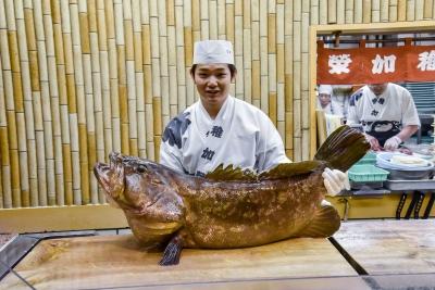 博多大名にある有名老舗料亭「稚加榮」で、料理人としてスキルアップしませんか?