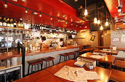 ワインバル青木酒店では、肉料理とワインの組み合わせを提案