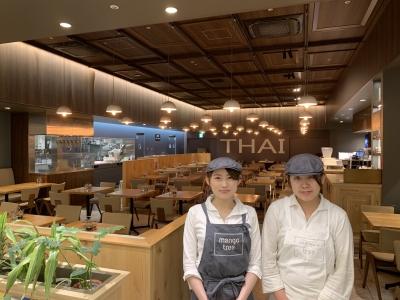 気軽に本格タイ料理が楽しめる人気店でアルバイトしませんか!