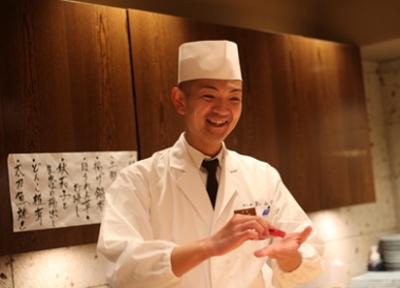 名古屋市内の4店舗の本格江戸前寿司店で寿司職人を募集