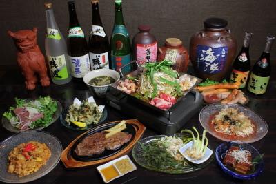 京都・舞鶴にある沖縄料理店、韓国料理店、九州酒場の3店舗でスタッフを募集します