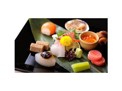日本料理店では、会席プランなどもご用意。