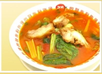 トマトスープをベースに、ヘルシーなラーメンをご提供しているブランドです。