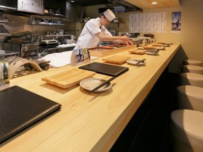 新しくできる寿司バルをあなたにおまかせします!