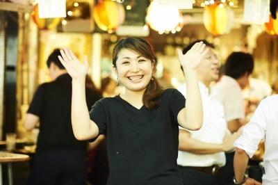 いつもお客様がいっぱいの、品川の人気店で活躍しませんか!