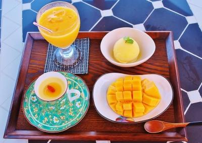 沖縄・宮古島にあるの農家レストランで、ショップも併設しています。