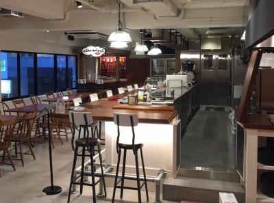 2019年12月にオープンしたばかりのまだ新しい社員食堂でシェフのアシスタントをしませんか?
