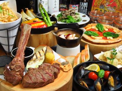 浜松町と水天宮前で人気の肉バル2店舗、即戦力の店舗責任者候補を募集!