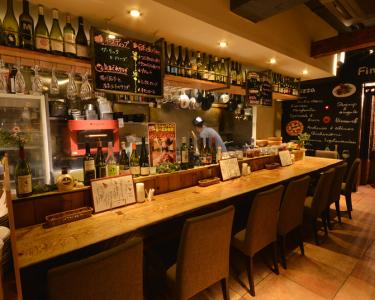 おいしいワインと料理をリーズナブルな値段でお楽しみいただいているイタリアンでスキルアップ◎