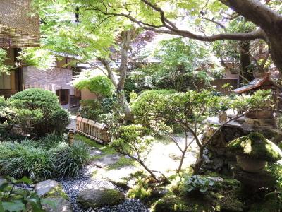 四季折々の風景を楽しんでいただけるお庭