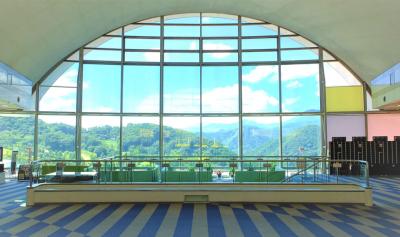 優雅な山々を眺めながら、毎日お仕事しませんか?