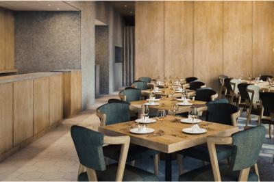 各種パーティにも対応する和食レストランで、ホールマネージャーとしてご活躍を。