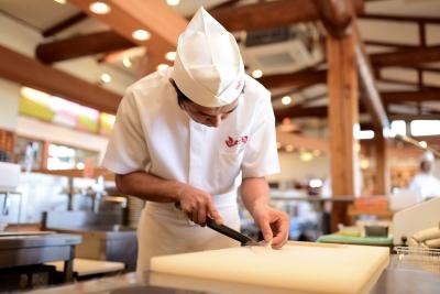 「板前としての技術を身につけたい」「飲食業界で活躍したい」という未経験の方もOK!