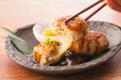 創作性あふれる「和モダン」のお料理は時代と共に進化していきます