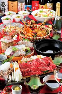 海鮮居酒屋では、馬刺しをはじめ熊本の郷土料理もお出ししています。