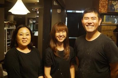 東京・八丁堀にある蕎麦ダイニングでスタッフを募集します!