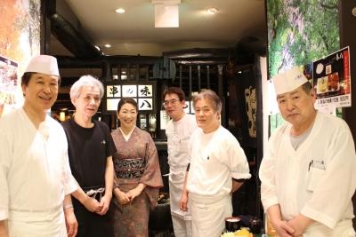 八重洲で60年以上も営業を続けている、歴史あるお店で調理スタッフとして活躍しませんか!
