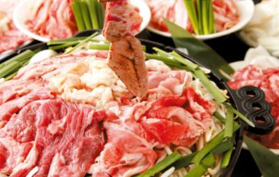 牛・イベリコ豚・しゃも・ラムなどの食べ放題メニューもございます。