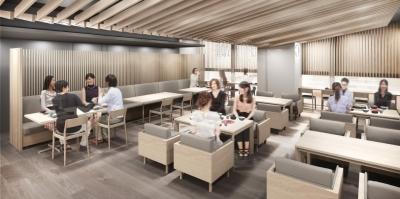 京都吉兆で総料理長を務めた徳岡邦夫氏を監修に迎えた「銀座つる」。2018年7月25日オープン予定!