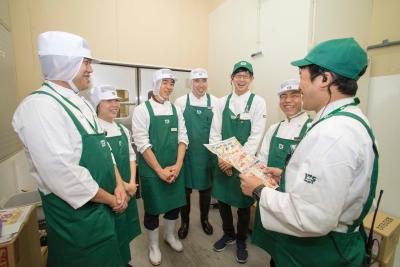 千葉・東京を中心に、地域に密着して展開している食品スーパー「ワイズマート」