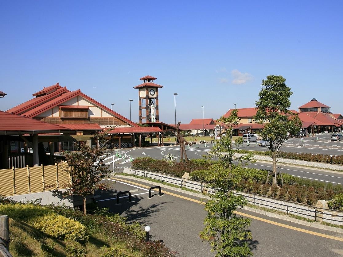 日本最大級の産地直売所内のレストランでアルバイト♪温泉も併設!