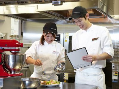 2020年5月、大手町エリアに社員食堂がオープン予定。そこで既存の食堂も含めスタッフを募集します