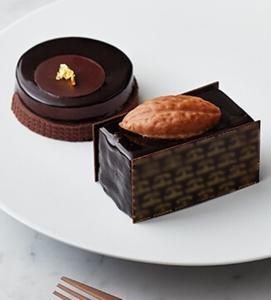 高級チョコレートブランドの、ここだけの限定商品も提供するコンセプトカフェでパティシエとして活躍!