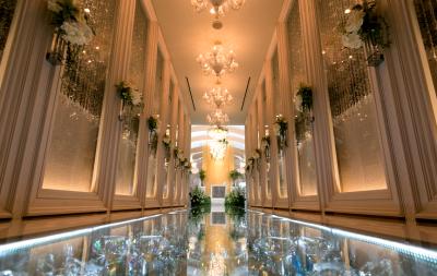 【名古屋・錦】洗練されたオリジナルモダンを追求したふたつの邸宅◆大人の気品漂うオリエンタルウェディングで、人生最良のひとときを。