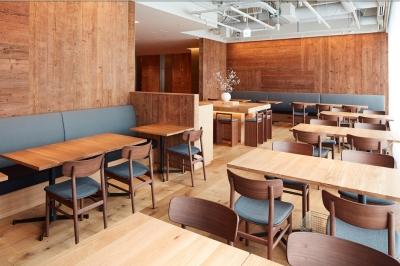 日本全国のふるさとの味をテーマにする和食レストランで、キッチンスタッフとしてご活躍を。