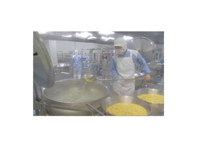 16時半までの勤務で働きやすさバツグン!千葉県各地にある学校給食センターでの、調理のお仕事です。