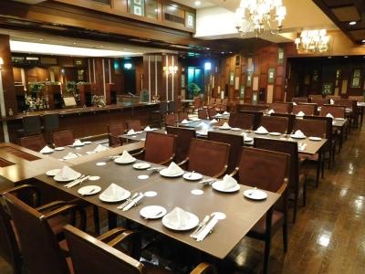 名古屋駅から徒歩5分!海外からのお客様も多い、外資系ホテルブランドのレストランです。