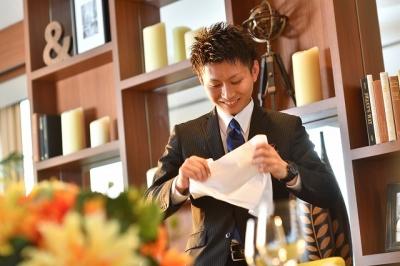 「期待感」と「満足感」に満ちる食事のひと時をお客さまのお届け