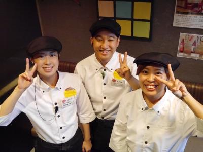 「博多伝統の味を守る職場」は、楽しい雰囲気の職場です!